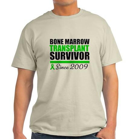BMT Survivor Since '09 Light T-Shirt