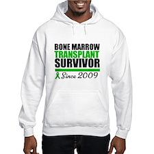 BMT Survivor Since '09 Hooded Sweatshirt