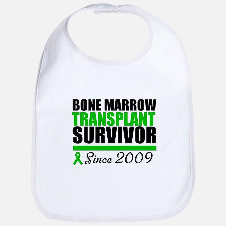 BMT Survivor Since '09 Bib