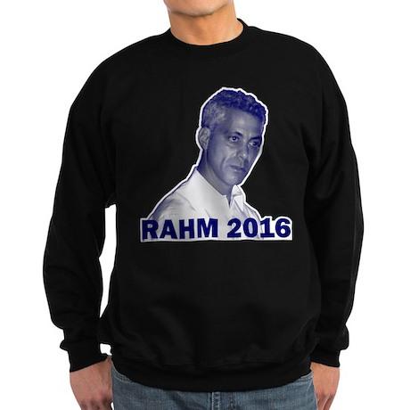 Rahm Emanuel: RAHM 2016 - Sweatshirt (dark)