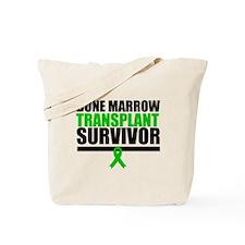 BoneMarrowTransplantSurvivor Tote Bag