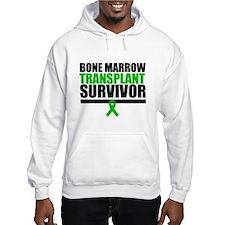 BoneMarrowTransplantSurvivor Hoodie