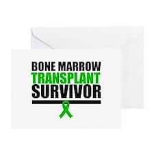 BoneMarrowTransplantSurvivor Greeting Card