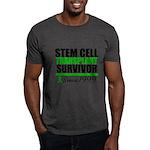 SCT Survivor Green Ribbon Dark T-Shirt