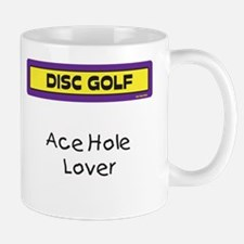 Ace Hole Lover Mug (Purple and Yellow)