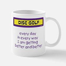 Better and Better Mug (Purple and Yellow)