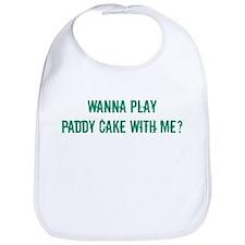 Paddy Cake Irish Bib