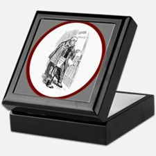 Writer Meets Editor Keepsake Box