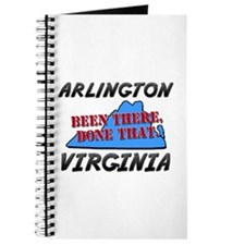 arlington virginia - been there, done that Journal