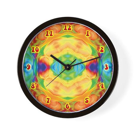 Ring Gem Wall Clock