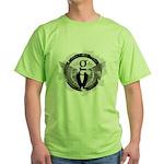 Vegan Wings Green T-Shirt