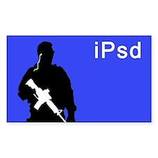 iPsd Rectangle Decal
