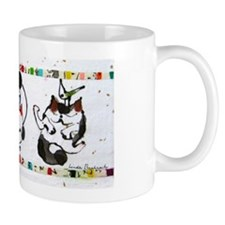 Birdwatching Cats 2 Mug