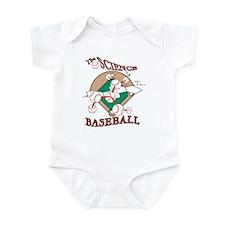 The Science Of Baseball Infant Bodysuit
