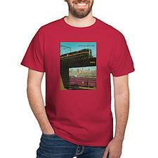PENNA. RAILROAD 1960 Cover T-Shirt