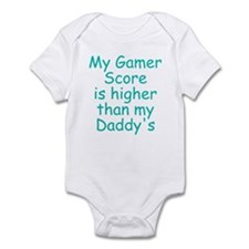 My Gamer Score Infant Bodysuit