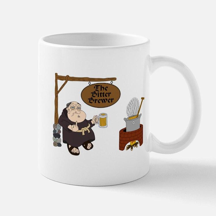 TheBitterBrewer.com Mug