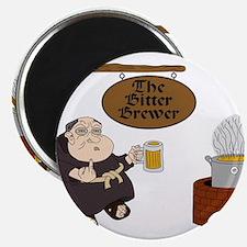 TheBitterBrewer.com Magnet