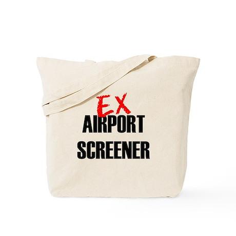 Ex Airport Screener Tote Bag