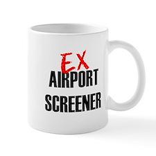 Ex Airport Screener Mug