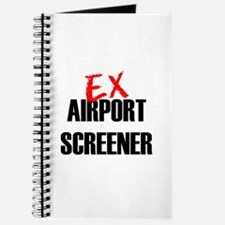 Ex Airport Screener Journal