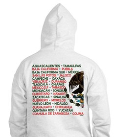 Mexico Lindo Hoodie