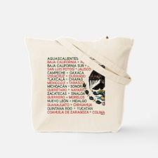 Mexico Lindo Tote Bag