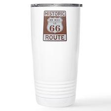 Rt. 66 New Mexico Travel Mug