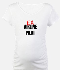 Ex Airline Pilot Shirt