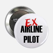 "Ex Airline Pilot 2.25"" Button"