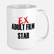 Ex Adult Film Star Mug