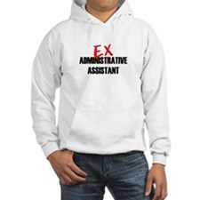 Ex Administrative Assistant Hoodie