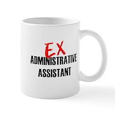 Ex Administrative Assistant Mug