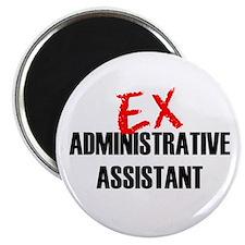 Ex Administrative Assistant Magnet