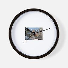 Neuschwanstein Castle Wall Clock