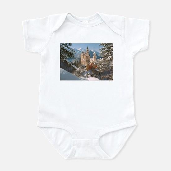 Neuschwanstein Castle Infant Bodysuit