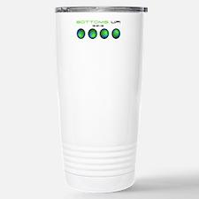 Bottoms Up 4 Globe Polar Shif Travel Mug