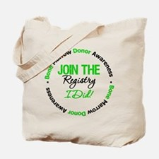 BMT Join The Registry I Did Tote Bag