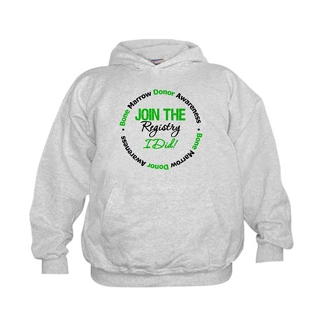 BMT Join The Registry I Did Kids Hoodie
