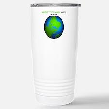 Bottoms Up Big Globe Travel Mug
