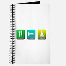 Eat, Sleep, Chemistry Journal