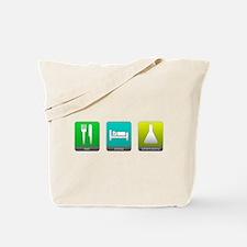 Eat, Sleep, Chemistry Tote Bag