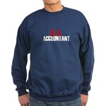 Ex Accountant Sweatshirt (dark)