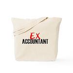 Ex Accountant Tote Bag
