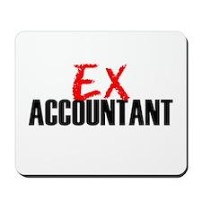 Ex Accountant Mousepad