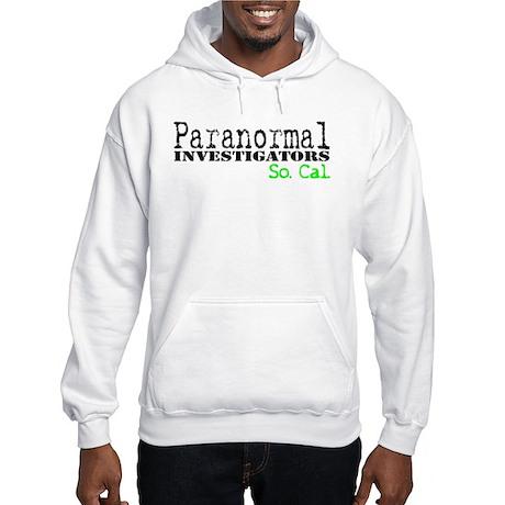 PISC's Hooded Sweatshirt (2-sided)