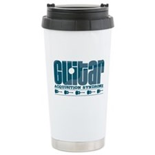 G.A.S. Acoustic Blue Travel Mug