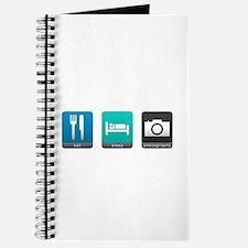 Eat, Sleep, Photography Journal