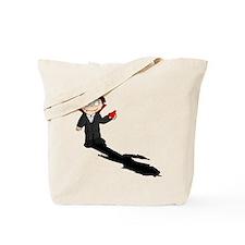 little biter heart Tote Bag