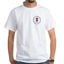 With God Cross ALZHEIMERS Shirt